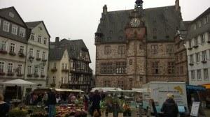 Saksan soveltavan kielitieteen yhdistyksen (GAL) kongressi Marburgissa 16. – 19.9.2014