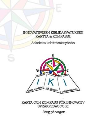 """Käsikirja julkaistu: """"Innovatiivisen kielikasvatuksen kartta ja kompassi: Askeleita kehittämistyöhön"""""""